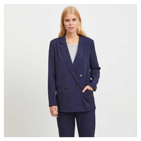 Tmavě modrý blazer Benna Vila