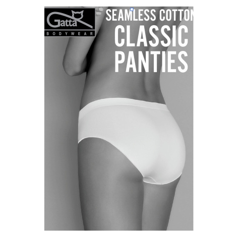 Dámské kalhotky Classic 1635s white Gatta