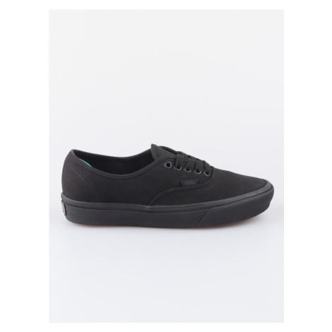 Boty Vans Ua Comfycush Authe (Classic) Black Černá