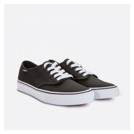 Vans Camden Stripe Canvas Black and White
