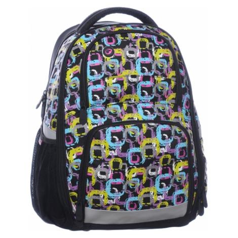 Bagmaster Školní batoh Orion 0115 A