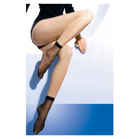 2 PACK punčochových ponožek LAR 15 DEN Gatta