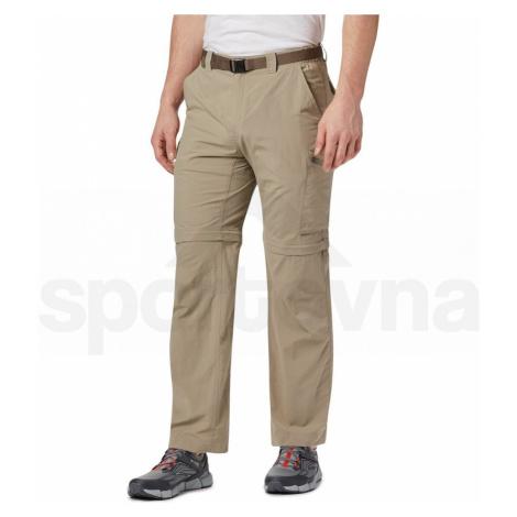 Kalhoty Columbia Silver Ridge Convertible Pant M PLUS SIZE - béžová /32