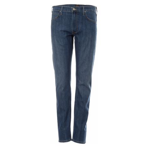 Lee jeans Daren True Blue pánské modré