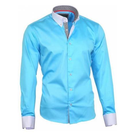 BINDER DE LUXE košile pánská 80806 saténová