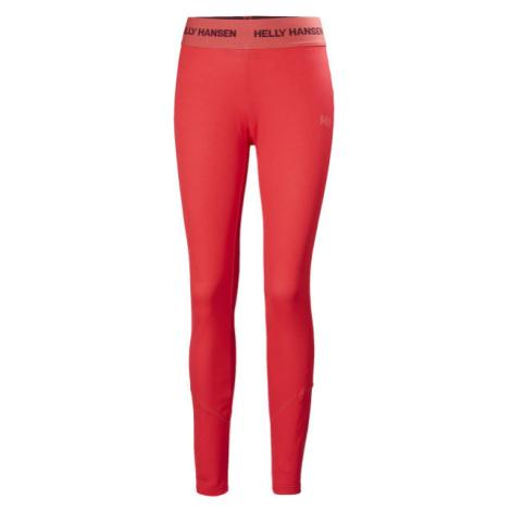 Helly Hansen W LIFA ACTIVE PANT růžová - Dámské funkční kalhoty
