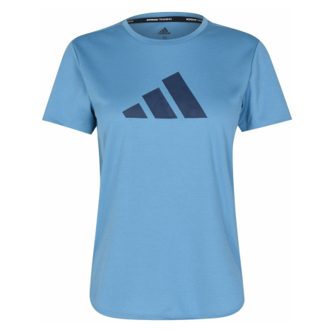 Adidas 3 Bar Logo T Shirt Ladies