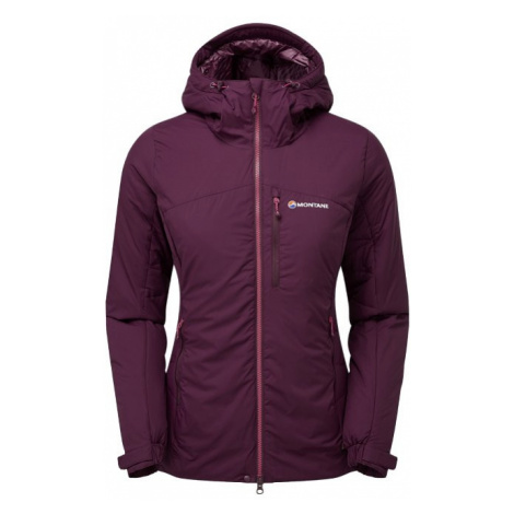 Montane dámská bunda Fluxmatic, fialová