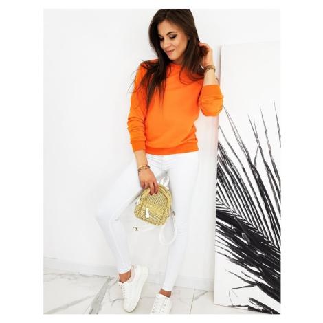 CARDIO women's sweatshirt orange BY0426 DStreet