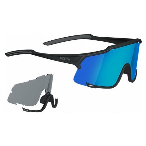 Cyklistické Brýle Kellys Dice Photochromic Black-Lime