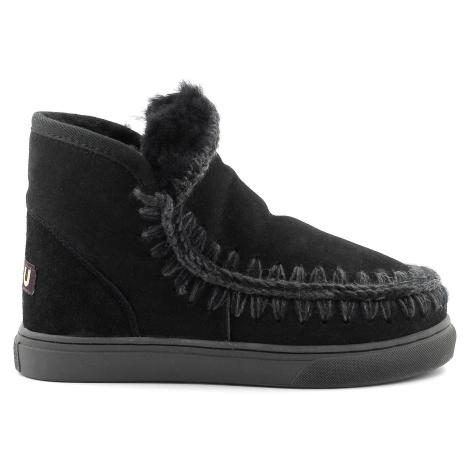 ESKIMO SNEAKERS Black/Black, size EU Mou