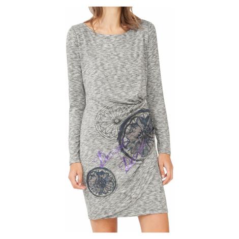 Melírované šaty Desigual