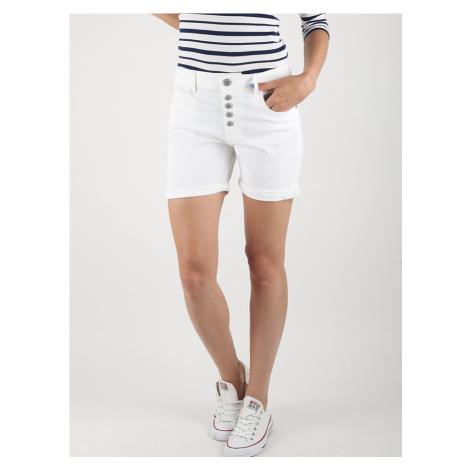 Šortky Terranova Pantalone Corto Bílá