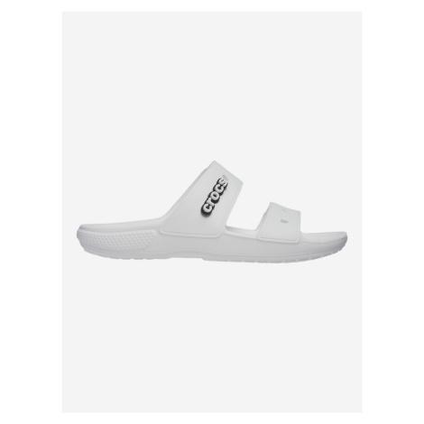 Classic Crocs Pantofle Crocs Bílá
