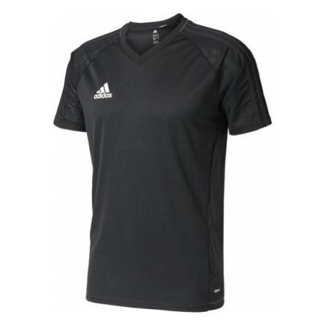 Dres Adidas TIRO17 Černá / Bílá