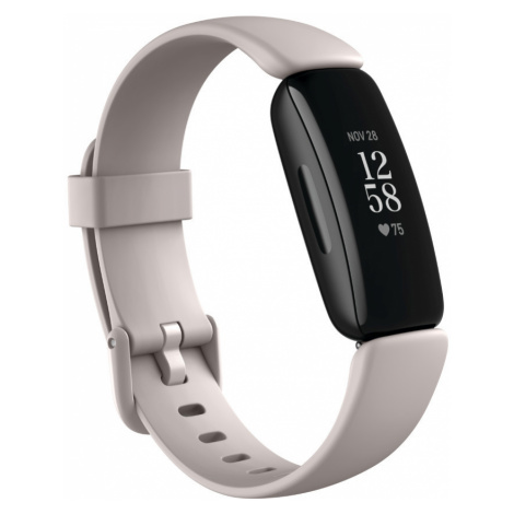 Chytrý Náramek Fitbit Inspire 2 Lunar White/black