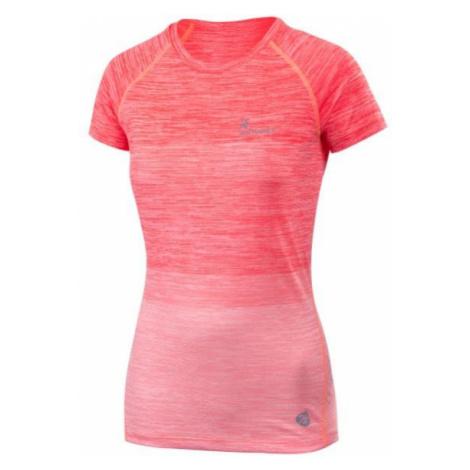 Dámské běžecké tričko Klimatex NOLI Oranžová
