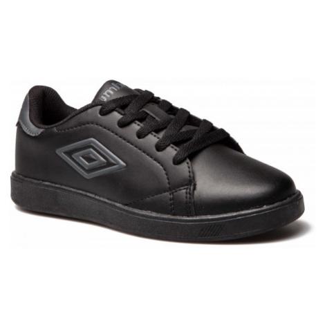 Umbro MEDWAY 3 LACE JNR černá 5Y - Dětská volnočasová obuv