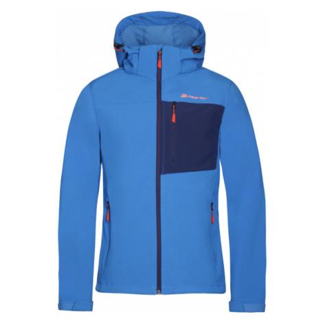 ALPINE PRO NOOTK 6 Pánská softshellová bunda MJCR390697 brilliant blue