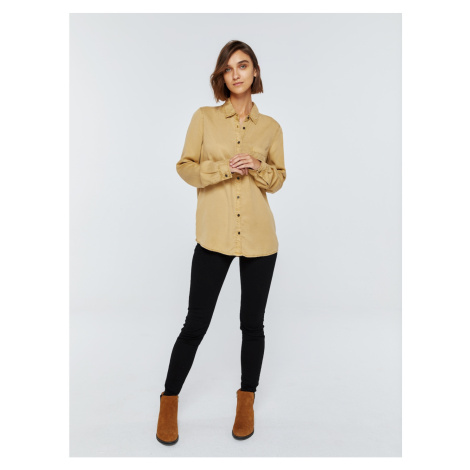 Big Star Woman's Longsleeve Shirt 145731 -801