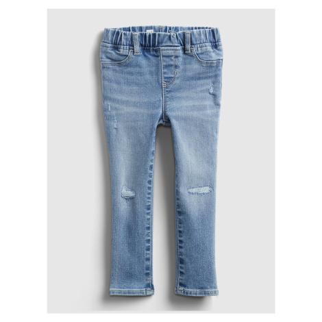 GAP modré dětské džíny