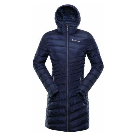 ALPINE PRO ADRIANNA 5 Dámský zimní kabát LCTP101602 mood indigo