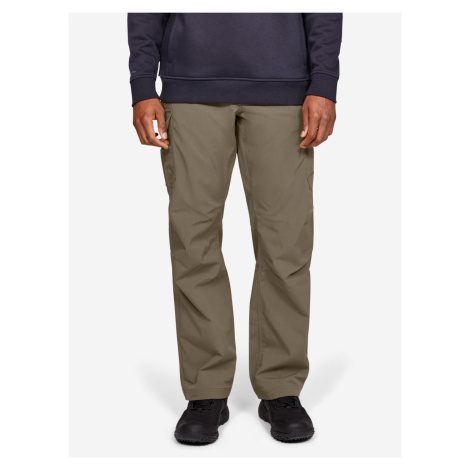 Kalhoty Under Armour Tac Patrol Pant Ii-Brn Hnědá