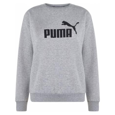Puma No1 Crew Neck Sweatshirt Ladies