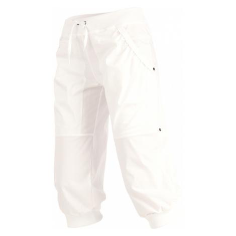 LITEX Kalhoty dámské v 3/4 délce. 99568100 Bílá