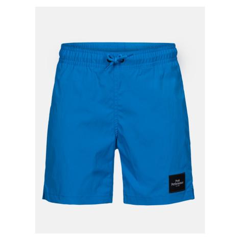 Plavky Peak Performance Jr Swim Shorts - Modrá