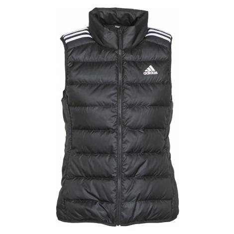 Adidas W ESS DOWN VES Černá