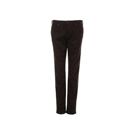Wrangler jeans Greensboro pánské černé