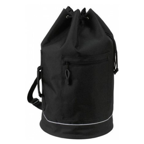 Městský barel batoh - černý
