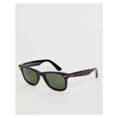 Ray-Ban 0RB2140 Original Wayfarer classic sunglasses-Black