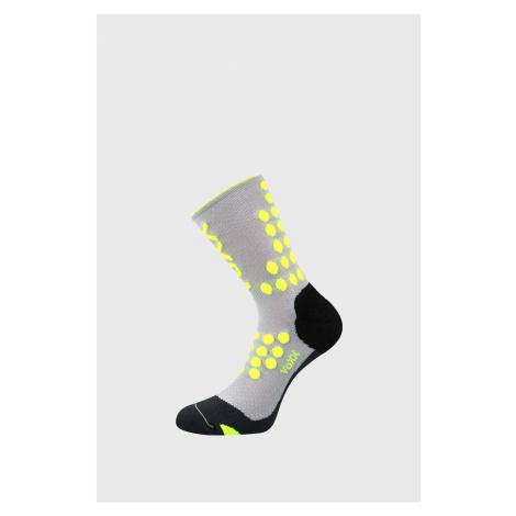 Kompresní ponožky Finish světlešedá VoXX