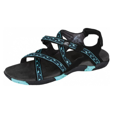 Dámské sandály HANNAH Fria Lady electric green