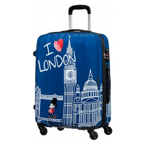 American Tourister Cestovní kufr Disney Legends Spinner 19C 62,5 l - Take Me Away Mickey London