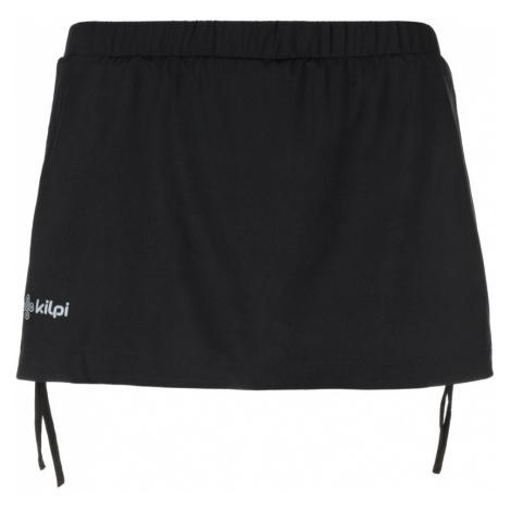 KILPI Dámská funkční sukně TITICACA-W KL0106KIBLK Černá