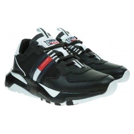 Tommy Jeans dámská černá sportovní obuv
