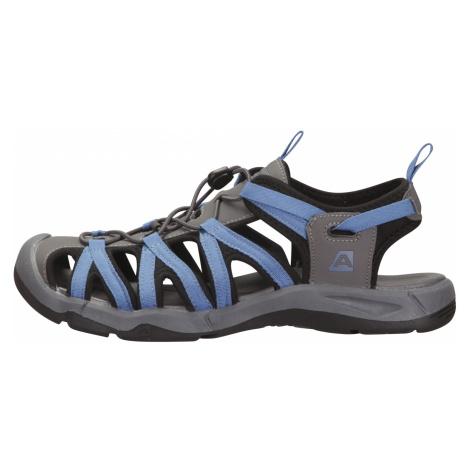 Alpine Pro LANCASTER 3 MODRÁ / TYRKYSOVĚ MODRÁ Letní sandály