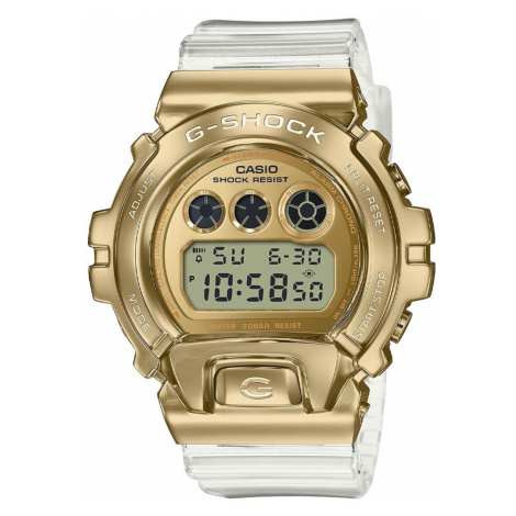 Casio G-Shock GM-6900SG-9ER Skeleton Gold Series