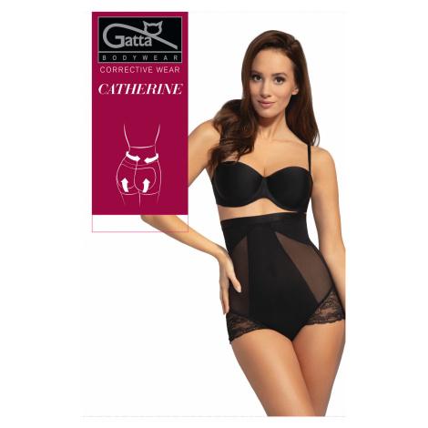 Dámské kalhotky Gatta Corrective Wear 41614S Catherine černá