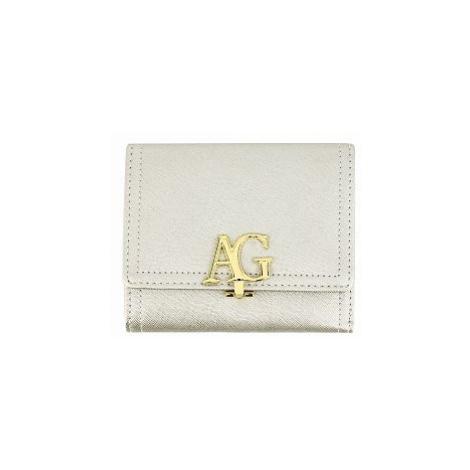 Anna Grace AGP1086 peněženka stříbrná
