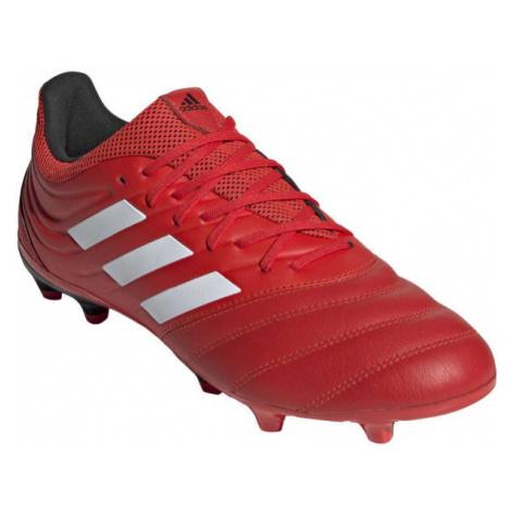 adidas COPA 20.3 FG červená - Pánské lisovky
