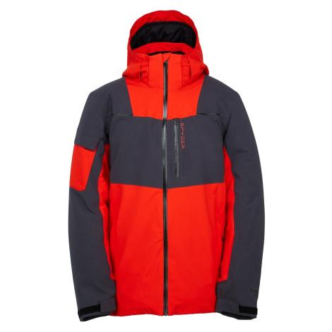 Bunda Spyder Chambers GTX Jacket M - červená/černá