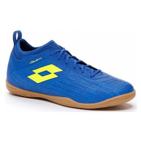 Lotto SOLISTA 700 IV ID modrá - Pánská sálová obuv