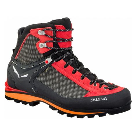 Pánská turistická obuv Salewa Crow GTX Black