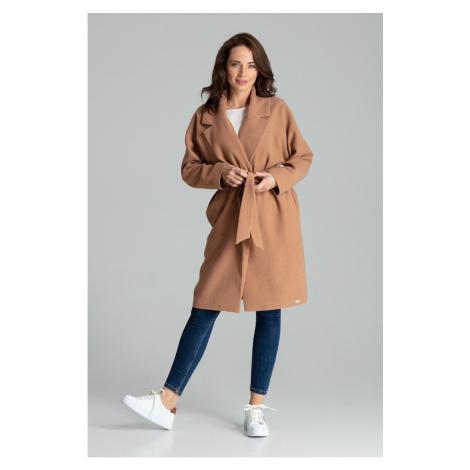 Dámský kabát Lenitif L054