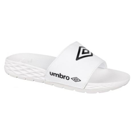 Umbro EQUIPE SANDAL bílá - Pánské pantofle
