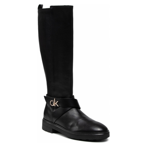 Calvin Klein Knee Boot 20 W/Dhw HW0HW00607